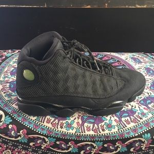 Air Jordan 13 Retro Black Cat
